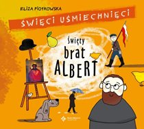 Święty Brat Albert. Audiobook CD